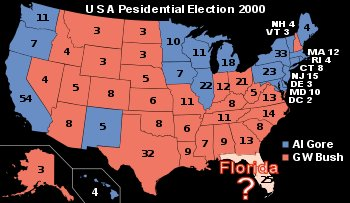 2000 election fraud in Florida