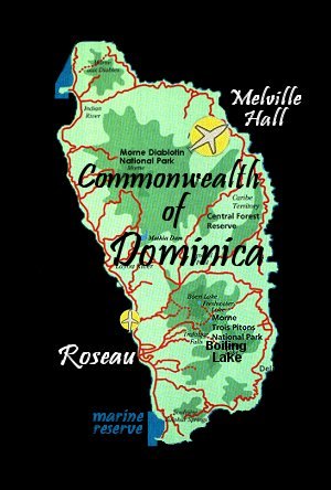 Dominica, East Caribbean