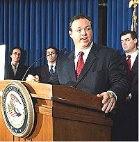 PROMOTED - Pasqual D'Amuro - FBI's head of New York counter-terrorism on 9/11