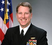 PROMOTED - Steven Abbot - coordinator of Dick Cheney's task force on problems of national preparedness.
